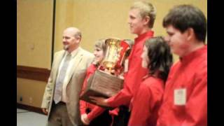 Encampment team wins two state Prostart Invitational events