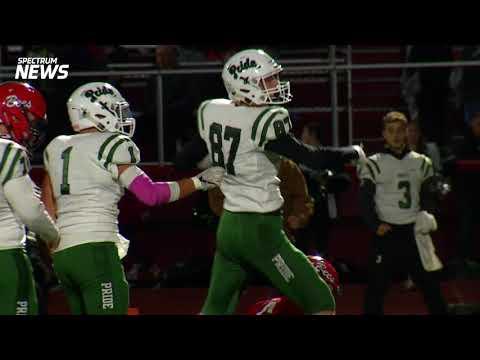 High school football: Fayetteville-Manlius vs. Baldwinsville highlights