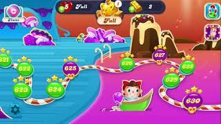 Character On World 1st 294th Level 1 5080 Candy Crush Soda Saga screenshot 4