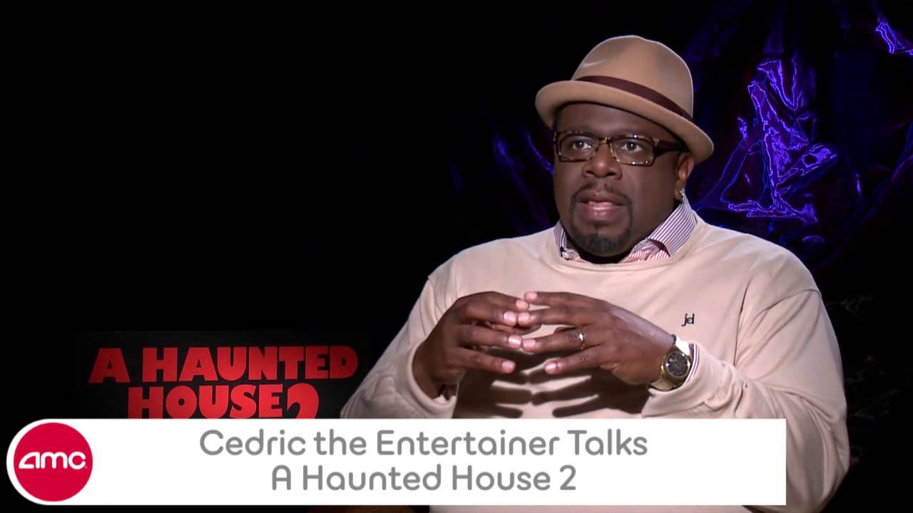 Cedric The Entertainer Talks A HAUNTED HOUSE 2 With AMC