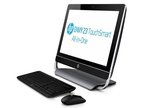 New Drivers: HP ENVY 23-d027c TouchSmart