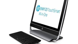 OPEN ME UP! HP Envy 23, HP TouchSmart 520 and 320 Disassembly