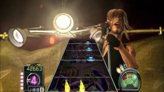 Guitar Hero Aerosmith Part 1