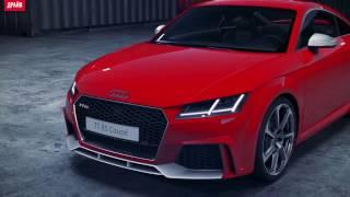 тест драйв Audi TT RS