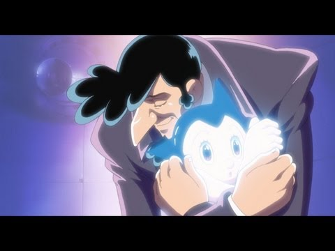 出崎統が描く3部作第1弾。アトム誕生の秘密がここに! 詳しくはこちら⇒http://tezukaosamu.net/jp/anime/126.html.