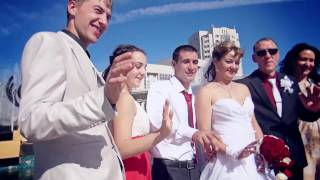 Свадебная прогулка. Светлана и Вячеслав. Шахтинск 2016.