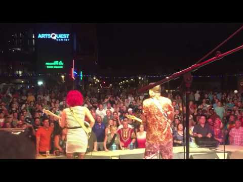 Igor and The Red Elvises - Beer, Babes, and BBQ at Musikfest 2015