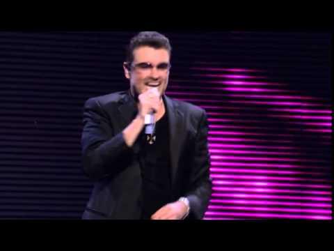 George Michael -- Amazing (Live London)