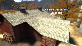 Osama bin laden BRB someones at the door [Gmod short]