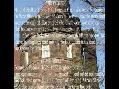 The Massillon Cemetery - Ohio's History