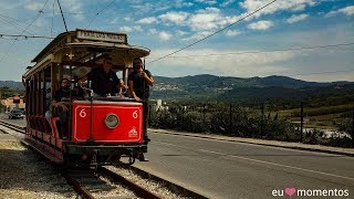 Португалия - Sintra ,исторический трамвай в Синтре - отзыв