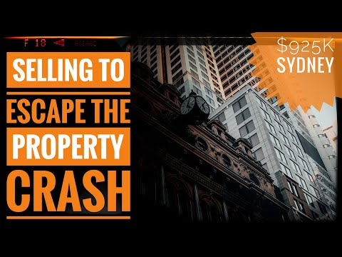 Selling To Escape The Property Crash