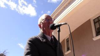 Santa Fe Indian Center - Moral Monday @ New Mexico State Capitol - Joe Neidhart