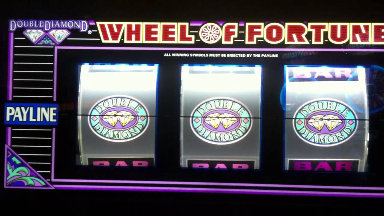 3 wheel slot machine