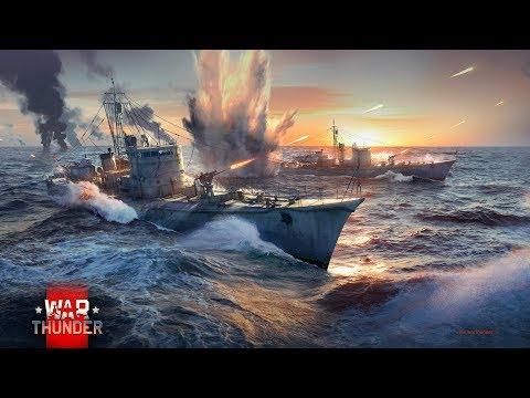 Завезли итальянский флот? Катаем танки и ходим на кораблях | War Thunder