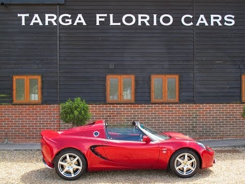 Lotus Elise 1.8 S Sport Touring for sale at Targa Florio Cars in Sussex