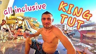 ХУРГАДА Отель KING TUT RESORT SPHINX AQUAPARK 4 Купальный сезон открыт