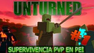 UNTURNED SUPERVIVENCIA SOLO - CAPITULO #1 |EL COMIENZO| (GAMEPLAY EN ESPAÑOL)