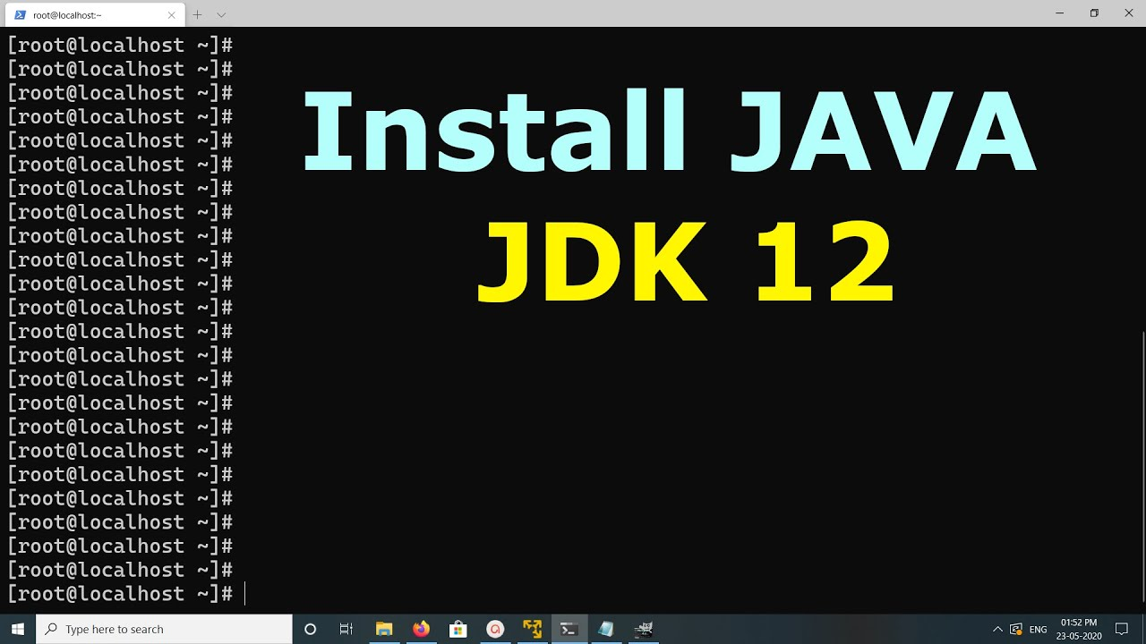 How to Install JAVA JDK 12 in Ubuntu Linux (19 04, 18 04), Debian and Linux  Mint