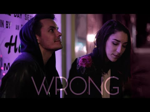 Ally Hills - Wrong [Danny Padilla REMIX] Official Lyric Video