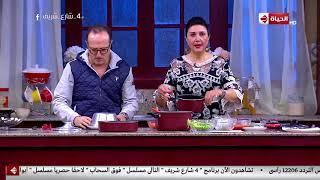 4 شارع شريف - فقرة المطبخ مع الشيف منى الطرابيشي - 29 يناير 2019