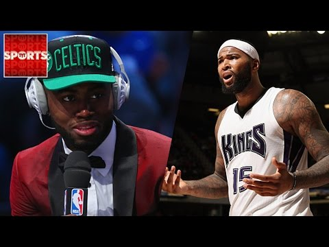 NBA Draft 2016 LOSERS [Magic Make TERRIBLE Trade, DeMarcus Cousins Prays for Strength]