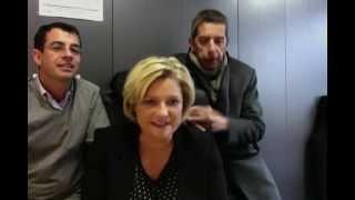 Michel Cymes, Marina Carrère d'Encausse et Benoit Thevenet vous disent merci !