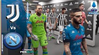 Juventus vs Napoli • Serie A, 3°Giornata di Recupero