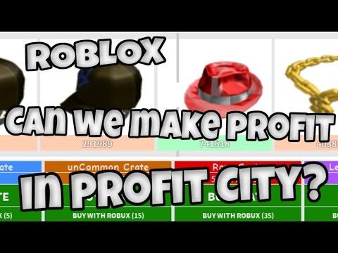 Profit City - CAN WE EVER MAKE PROFIT?!