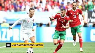 Marokko uitgeschakeld, Uruguay wint ook tweede duel, Bacuna naar Pr...