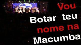 Vou botar seu nome da Macumba Dudu Nobre - Show Grupo Apito de Mestre
