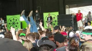 Attila - Proving Grounds Live At Atlanta Vans Warped Tour 2017 | 6/29/2017
