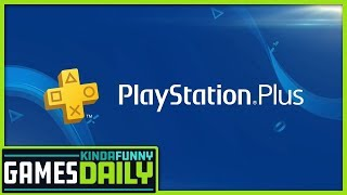 PlayStation Plus Hits All-Time High - Kinda Funny Games Daily 02.01.19