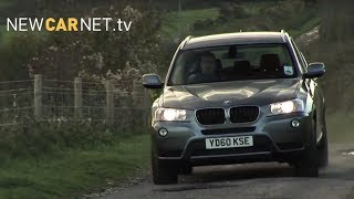 BMW X3 (2011) video trailer(It's 25 years since BMW launched its first all-wheel-drive model and today, one in every four BMWs sold around the world is equipped with xDrive - and this is the ..., 2010-11-23T18:40:33.000Z)