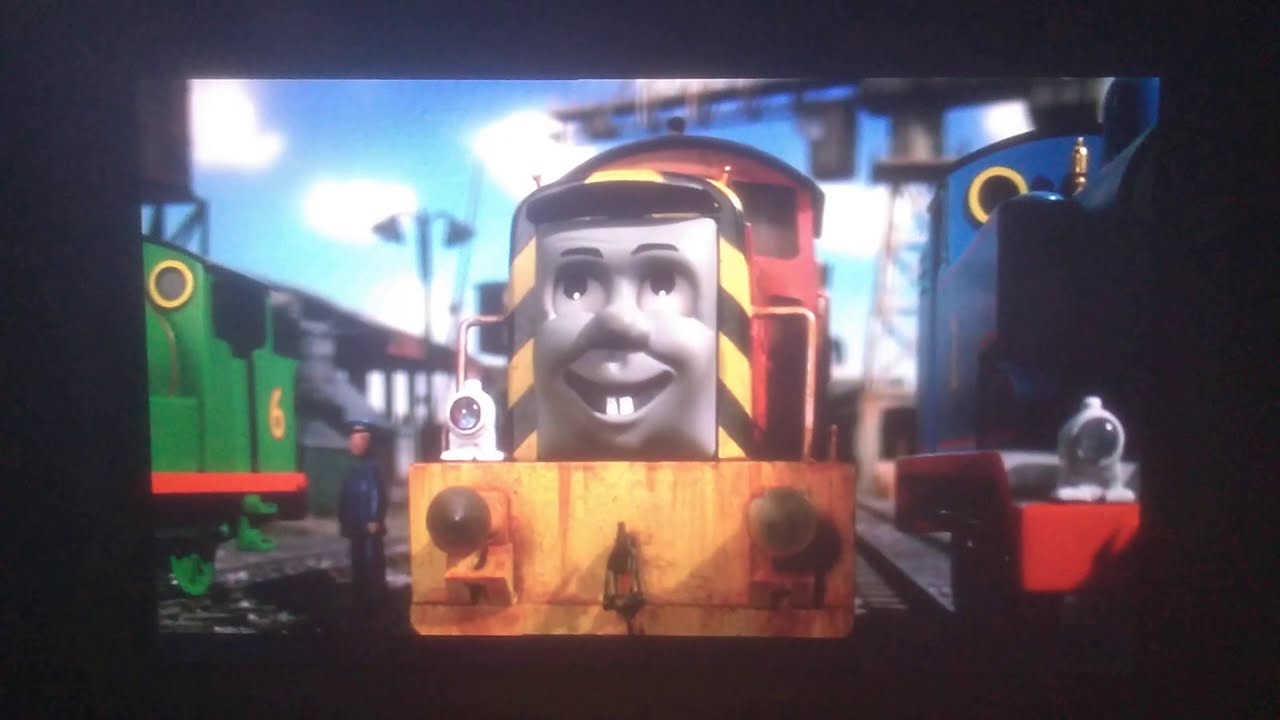 Salty's stormy tale Thomas & Friends UK new music