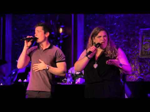 Bonnie Milligan & Matt Doyle -