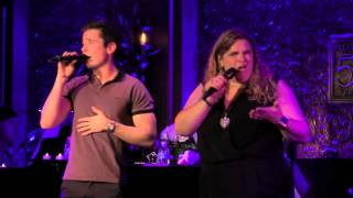 "Bonnie Milligan & Matt Doyle - ""Whenever You Call"" (Mariah Carey/Brian McKnight)"