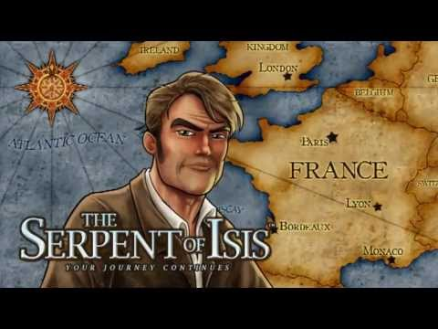 The Serpent of Isis 2: Your Journey Continues for iPhone & iPad