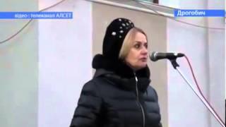 Ирина Фарион говорит про Руслану