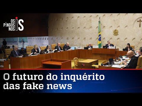 Plenário Do STF Decidirá Sobre Inquérito Das Fake News