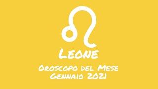 Oroscopo Leone Gennaio 2021