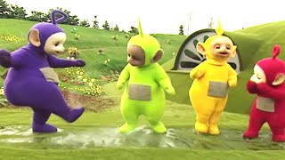 Playing In Water - Teletubbies The Beach - Full Episode