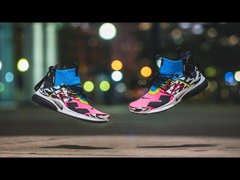 Acronym x Nike Air Presto Mid \