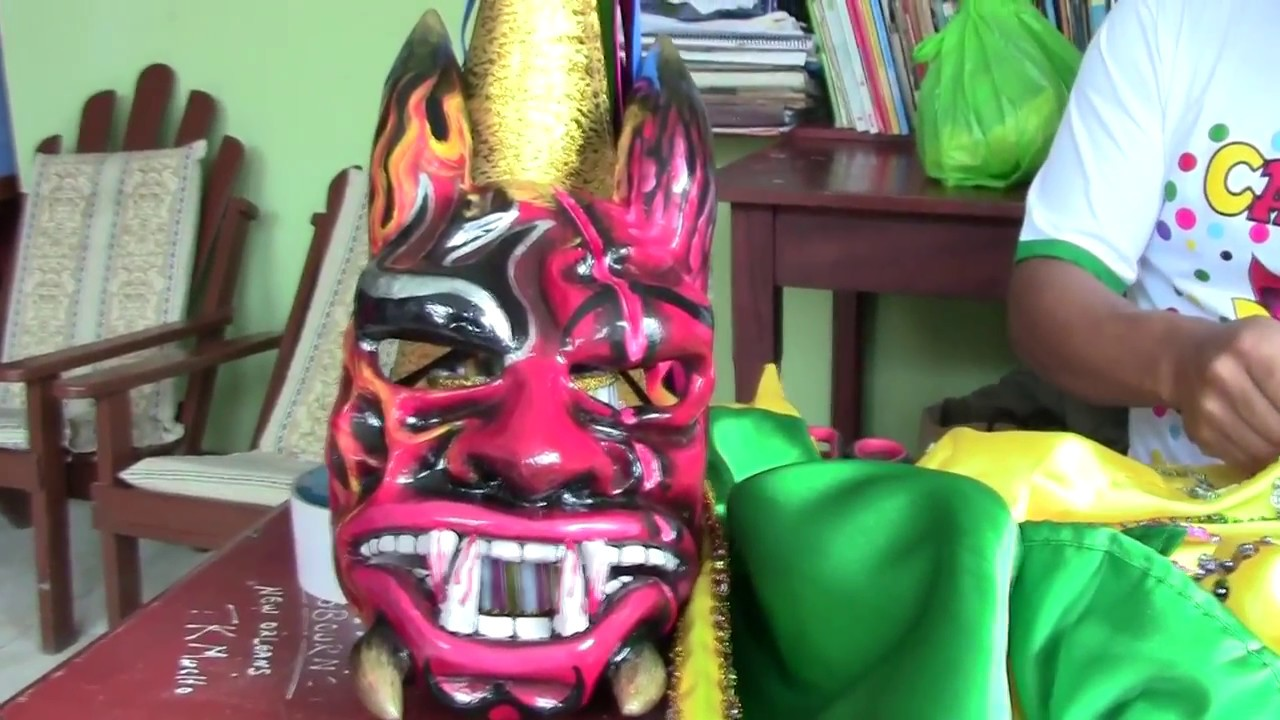carnaval de rioja 2018. mascaras y cucuruchos. - youtube