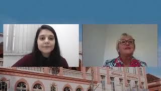 TV Câmara - Entrevista com Margarete Simon Ferretti