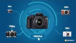 Vertaa.fi - Ennen kuin ostat - Kamerat