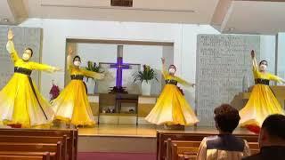 기쁨의소식,광명중앙감리교회 ,하늘춤좋아