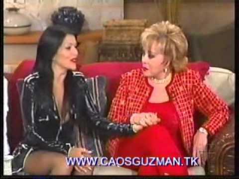 Entrevista Silvia Pinal, Alejandra Guzman y Frida-Epoca Lipstick