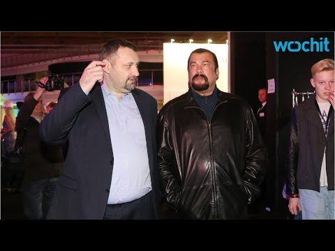 Steven Seagal -- Russian Fight Video Was Real! - YouTube