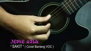 Cover Lagu Sakit Bintang And Friends By Jenie Azwie